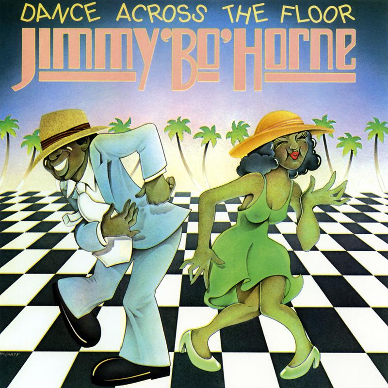 Jimmy 39 bo 39 horne dance across the floor for 1234 lets on the dance floor